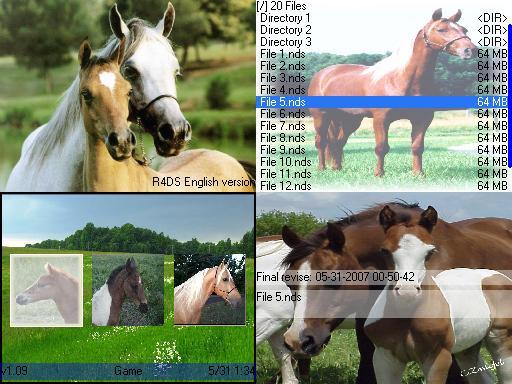 Thumbnail 1 for Horse Skin For M3/R4